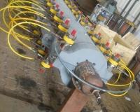 Pipeline Hydra-tightening