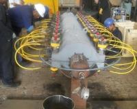 Pipeline Hydra-tightening Installation
