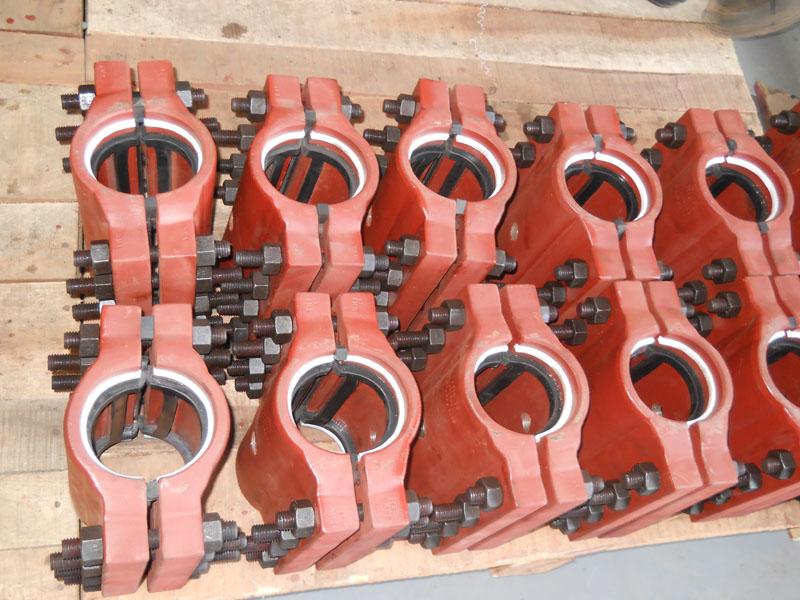 Vkvc High Pressure Leak Repair Clamp Vkvc