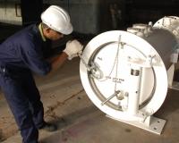 Scraper Barrels with Bandlock Closure
