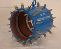 Pipeline weld end couplings